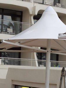 umbrella tarp