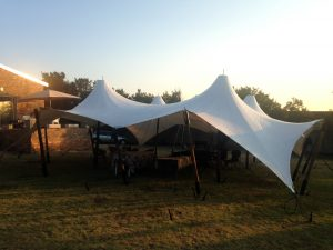 canvas tent tarp