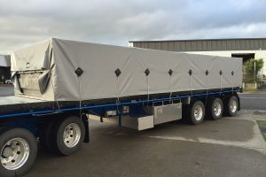 Truck Trailer Custom Tarp