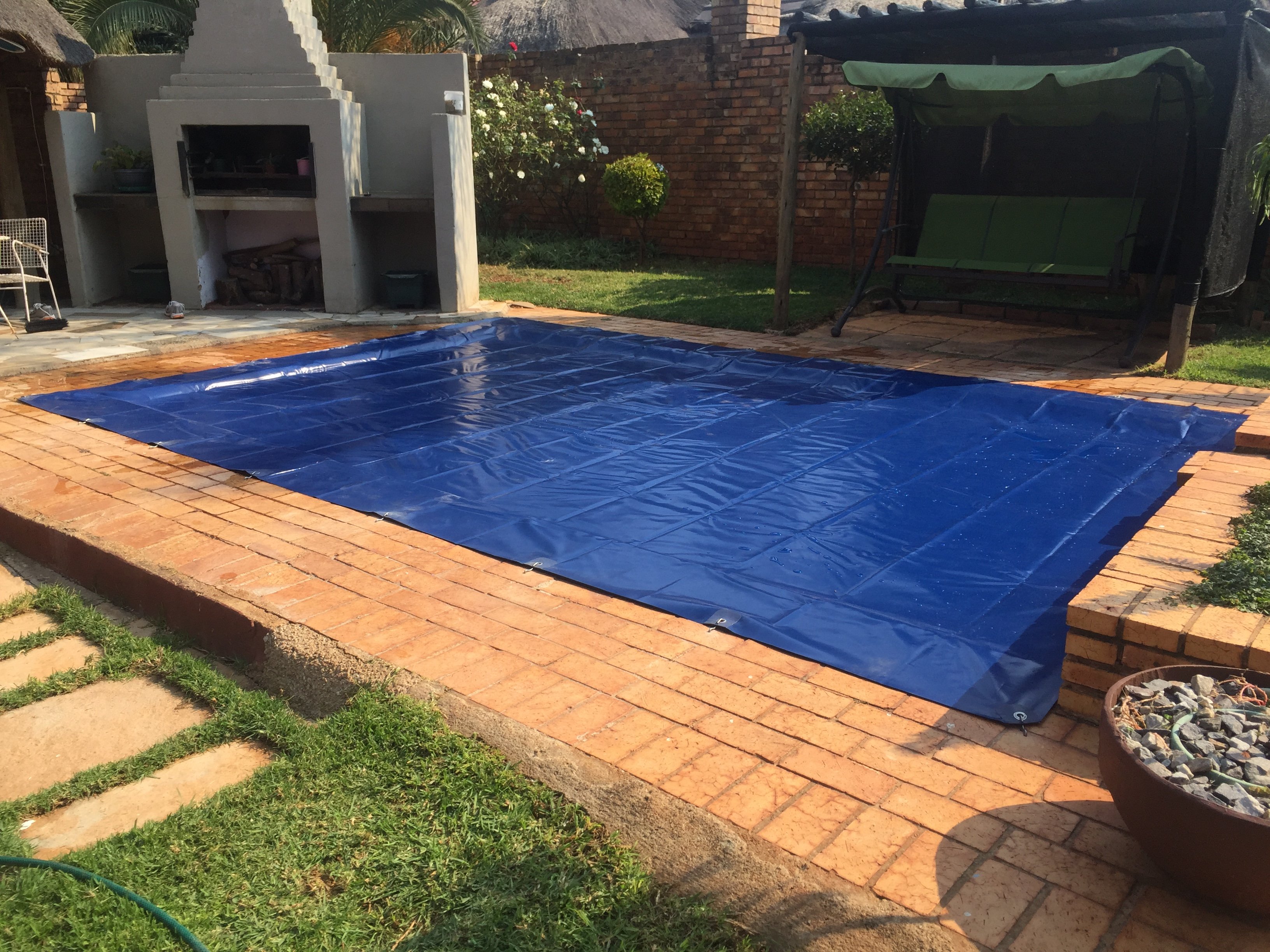 Pool Covers Tarps For Africa