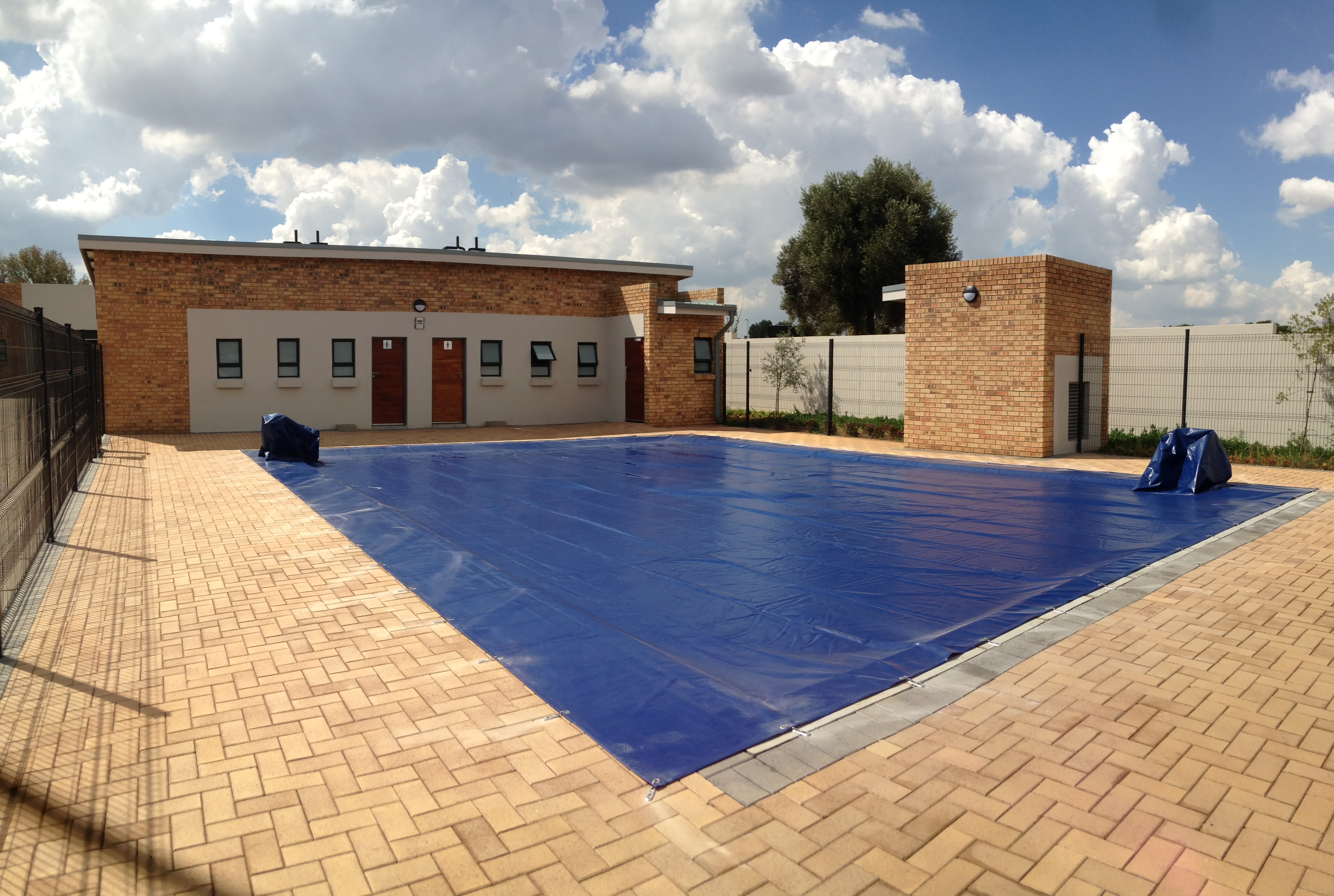 Curro Parkdene PVC Pool Cover