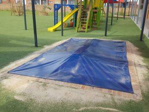 Curro Parkdene Sandpit Cover